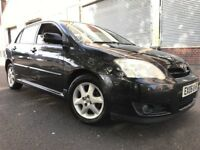 Toyota Corolla 2006 1.6 VVT-i Colour Collection 5 door 2 OWNERS, FSH, CHEAP INSURANCE, BARGAIN