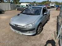 Peugeot 206cc CONVERTIBLE 2003 97k **P/X WELCOME**
