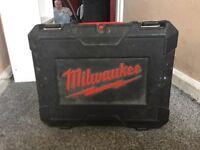 """Milwaukee 1/2"""" gun"""