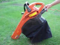 Flymo Vac 2700W 4 in 1 Garden Blower and Vac