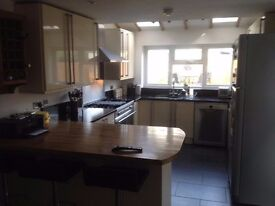 1 x Large Double (£90pw) + 1 x Small Double (£80pw) All Inc in recently fully refurbished house.