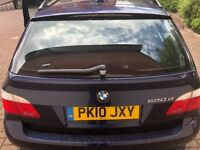 BMW 520d 2010 5dr touring 2.0 FULLY LOADED, FHS CLEAR LOVELY CAR