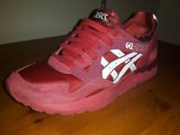 Asic gel trainers size 6