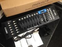 192 CH DMX 512 Lighting Controller - DJ / Band 🎄 Ideal Christmas Gift! 🎄
