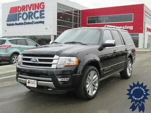 2015 Ford Expedition Platinum 7 Passenger, 3.5L V6, 34,760 KMs