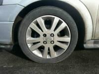 "Vauxhall astra 16"" alloys"