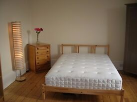Application Received - VERY BRIGHT, WELL-PRESENTED AND FURNISHED ONE DOUBLE BEDROOM FLAT