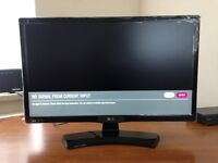 """Brand new LG TV 22"""" for sale"""