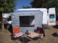 Ford, TRANSIT Campervan 2402 (cc)