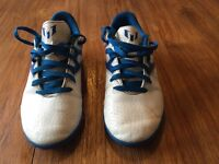 football boots selection of boys firm ground boots nike / adidas /puma good condition .