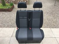 Volkswagen Crafter / Mercedes Sprinter Front Twin Seat and Seat Base