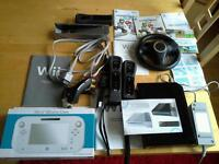 Wii Bundle +Mario Kart Game