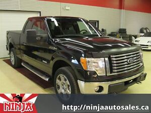 2011 Ford F-150 XLT XTR Sharp Interior Tow Package