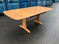 Ercol Windsor Extendable Table Immaculate Condition Possible Delivery