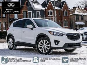 2014 Mazda CX-5 GT AWD Navigation, Rear View Camera, Leather...