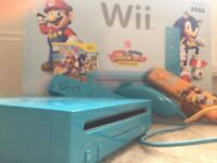 Nintendo Wii Console - Second Hand - With Games