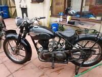 Royal Enfield Motorcycle 250cc