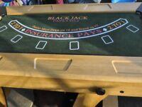 6 in 1 Casino Multi Games Folding Table, Model MR7-5 by BCE