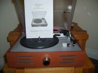 Retro Turn Table Record Player