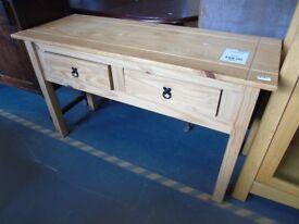 Timber 2 Drawer Sideboard