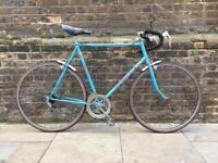 Restored European Racing Road Bike - Rare Racer - 1980s Vintage - Retro - PEUGEOT - XL Frame