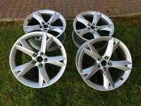 "Audi 19"" wheels"