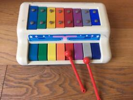 Early Learning Centre piano/xylophone