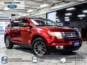 2008 Ford Edge Limited, Navigation, Leather, DVD player