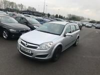 Vauxhall Astra 1.7 diesel manual estate