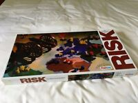 Palitoy Vintage Risk Boardgame (circa 1975) Collect Only