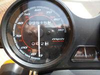 Yamaha YBR 125 YBR125 2010 MOT & Warranty