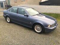 BMW, e39 530d 2001