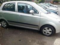 Chevrolet MATIZ 1L 5 DOOR HATCH 2008