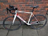 Road Racing Bicycle with load of extras! Giant Defy 1