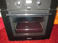 Hotpoint Built in Oven Excellent condition can deliver