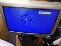 """32"""" JVC widescreen CRT tv"""