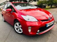 TOYOTA PRIUS 2014 64 PLATE DONE ONLY 65000 MILES FULL TOYOTA HISTORY 6 SERVICES