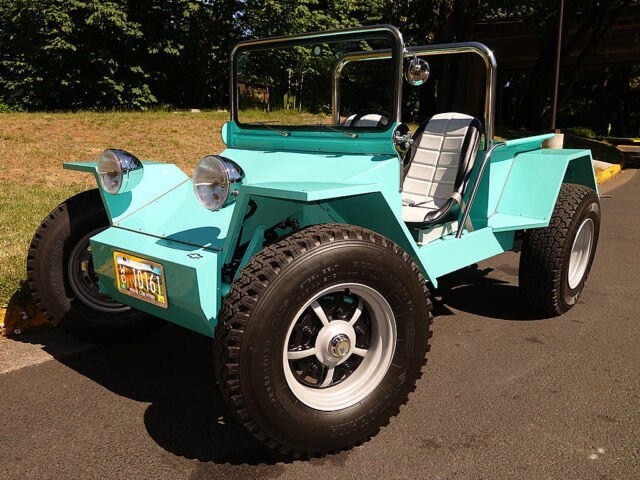 1967 Empi Sportster Vw Buggy Street Legal Corvair 6 Cyl