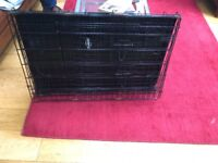 Dog crate / cage