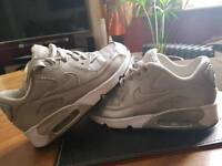 Nike Air trainers Size 12 juniors