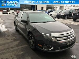 2010 Ford Fusion AWD Sport V6 CUIR+TOIT.OUVRANT