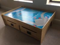 Great Little Trading Company child's play table and storage unit