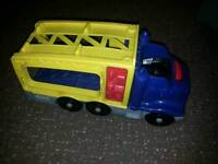 Little Tikes transporter lorry