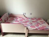 Children Bed without mattress- just like new