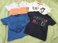 Boy's tshirt bundle