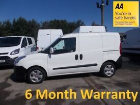 Fiat Doblo Cargo 1.3 M/Jet SWB SX S/S**STUNNING VAN**MOT JUNE 19**FULL SERVICE HIS**LEASE Co DIRECT*