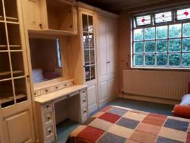 Large room available in 5 bed house share.