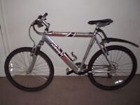 """Aluminium Ammaco Sabotage 22"""" Hardtail Mountain bike (will deliver) for sale  Essex"""