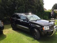 2005 Jeep Grand Cherokee 3.0crd Limited