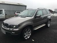2006 BMW X5 3.0d Sport Top spec may swap or px